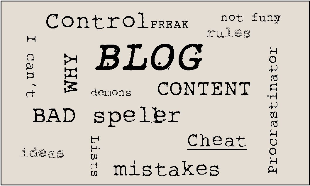 How to create blog content?